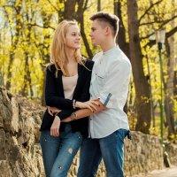 Весенняя любовь :: Dinara Nebaraeva