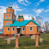 Церковь Варвары Скворчихинской :: Любовь Потеряхина