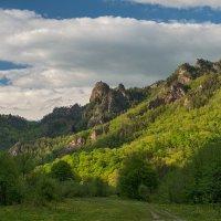 Гора Трезубец. :: Аnatoly Gaponenko