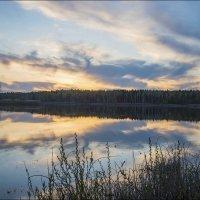 Весенний закат :: Олег Пученков