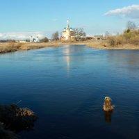 река Теза :: Александра