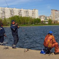 IMG_8547 - Статика и динамика в рыбной ловле :: Андрей Лукьянов