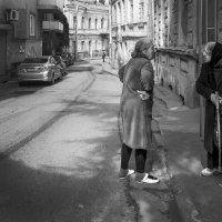 Люди Тбилиси. Соседки. :: Алексей Окунеев