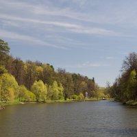 Царицынский пруд :: Светлана