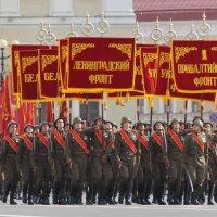 Штандарты фронтов Великой Отечественной войны :: Вера Моисеева