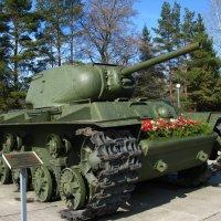 Тяжелый танк КВ-1С :: ТАТЬЯНА (tatik)