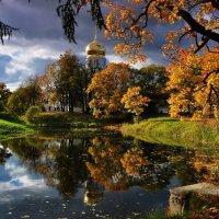 Осень :: Тамара Рубанова