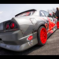 Nissan Skyline R33 :: Арсений Чекмарёв