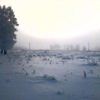 Туманная Пустота... :: Кристина Девяткина