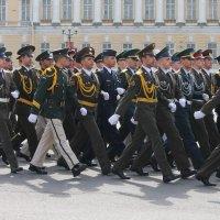Военные разных стран, принимавших участие во Второй Мировой войне :: Вера Моисеева