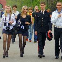 Накануне Дня Победы :: Igor Khmelev