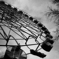 Подъем к небу :: Денис Лисейчиков