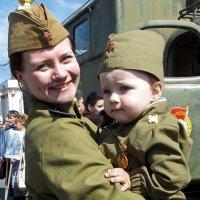 Будущий защитник отечества. :: лиана алексеева