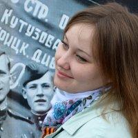 Мисс 9 мая :: Вадим Поботаев