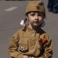 Девочка из 40-х :: Наталия Григорьева