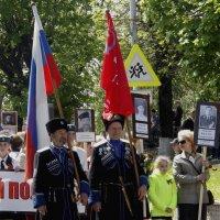 казаки во главе парада :: Мария Климова