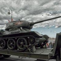 Пока такие танки в стране российской есть..!!! :: tipchik