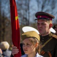 солдаты бессмертного полка :: Vasiliy V. Rechevskiy