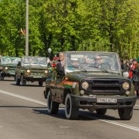 Едут, едут наши Победители!!! :: Tatsiana Latushko