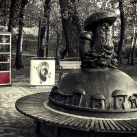 Грибы с глазами в Рязани .. :: Роман Шершнев