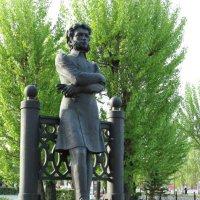 памятник Пушкину :: Ирина