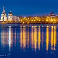 В ожидании праздничного салюта 9 мая 2015 г Иркутск :: Алексей Белик