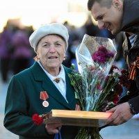 Празднование 70-летия Великой Победы :: Андрей Вестмит
