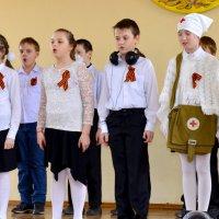концерт в школе :: карина полякова
