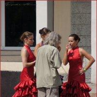 Знаток фламенко :: Наталия Григорьева