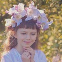 Весенняя ваниль :: Наталья Кирсанова