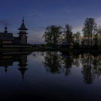 Храм -отражение :: Виктор Васильев