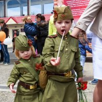 Мы такие же как наши прадеды! :: Николай Николенко