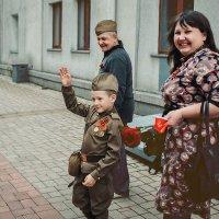 Спасибо деду за победу! :: Сергей Урюпин