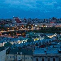 Ночной город :: Дмитрий Иванцов