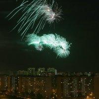 Праздничный салют :: Татьяна Сухова