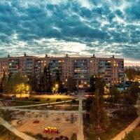 Вид с балкона :: Ангелина Косова