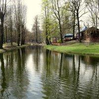 Весна в парке. :: Валентина Жукова