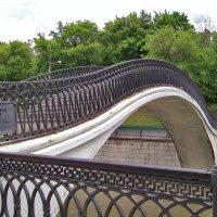 Таможенный мост через р.Яуза :: Денис Масленников