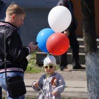 Триколор по-детски :: Наталия Григорьева