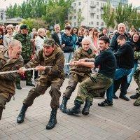 Тяни сильней, салаги! :: Сергей Урюпин