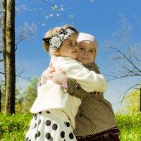 Женская дружба :: Анна Никонорова