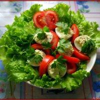 Весенний салатик :: Андрей Заломленков
