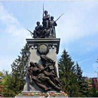 Благодарная Россия героям Первой мировой войны. :: Валерия Комова