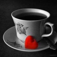 Чёрный кофе :: Галина Galyazlatotsvet