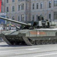 Т-14 Армата :: Александр Колесников