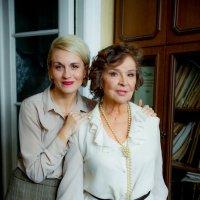 Анна Багмет и Тамара Семина :: Михаил Трофимов
