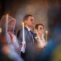 Венчание Кирилла и Кати :: Сергей Кожевников