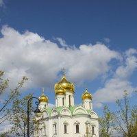 Мирное небо 9 мая 2015............. :: Tatiana Markova