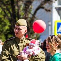 После парада 9 мая :: Оксана Харламова