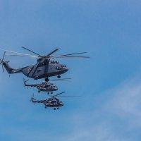 Вертолёты :: Alex Bush